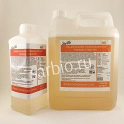 SARBIO EFFEKT многофункциональное слабокислое профессиональное моющее средство, канистра 5 кг