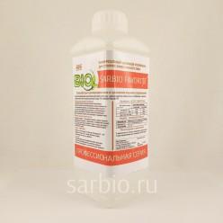 SARBIO FAVORITE 8804 концентрированный низкопенный щелочной усилитель стирки, бутылка 1 кг