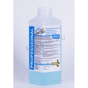 SARBIO EFFEKT многофункциональное слабокислое профессиональное моющее средство