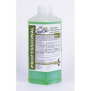 SARBIO SELENA универсальное профессиональное моющее средство, бутылка 1 кг