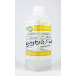 SARBIO FAVORITE 8806 активная добавка с отбеливающим эффектом на основе активного хлора, бутылка 1 кг
