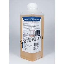 SARBIO моющее средство для пластиковых поверхностей, бутылка 1 кг