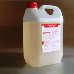 """Моющее средство  """"Sarbio K""""  канистра 5 кг, кислотное концентрированное пенное средство многоцелевого использования"""