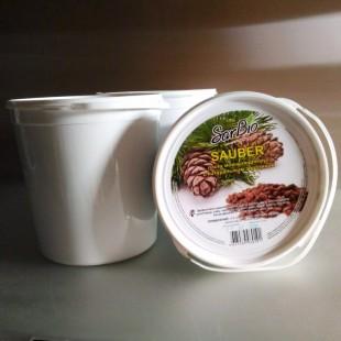 SARBIO SAUBER паста моющая для рук, ведро 0,8 кг